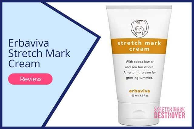 Erbaviva Stretch Mark Cream Review