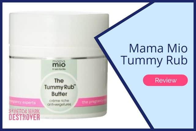 Mama Mio Tummy Rub Review