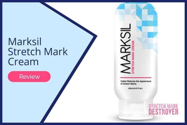 Marksil Stretch Mark Cream Review
