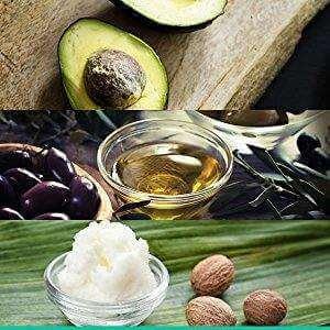 organic extracts of botanic tree stretch mark removal cream