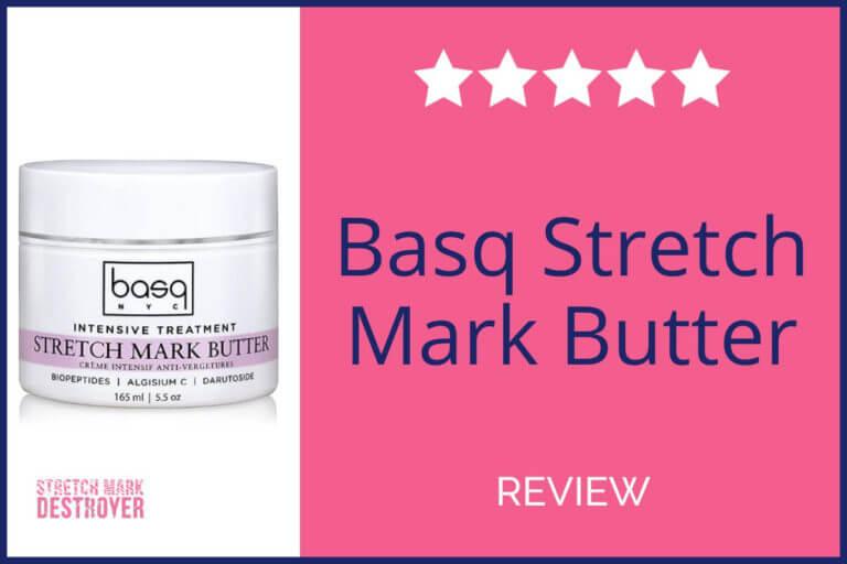 Basq Advanced Stretch Mark Butter Review