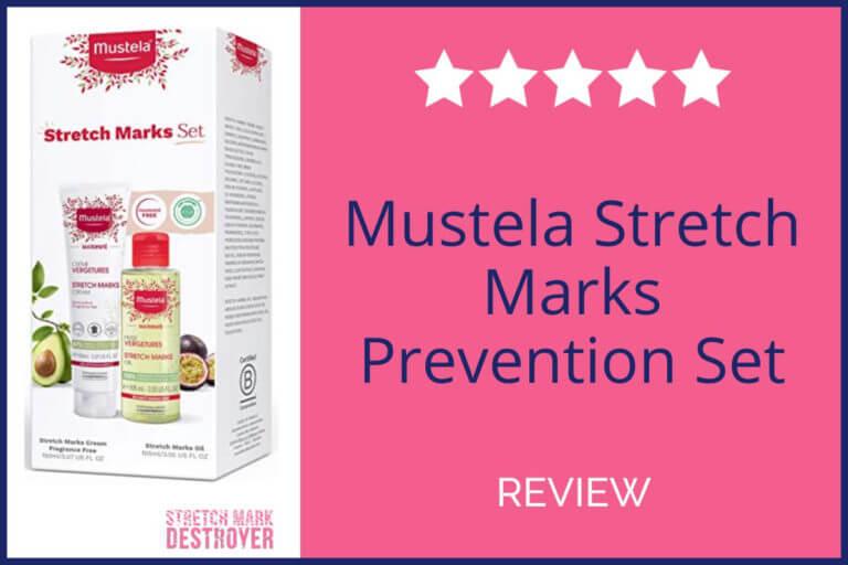 Mustela Stretch Marks Prevention Cream Review