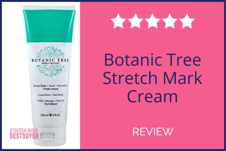 Botanic Tree Stretch Mark Cream Review | You'll Be Surprised